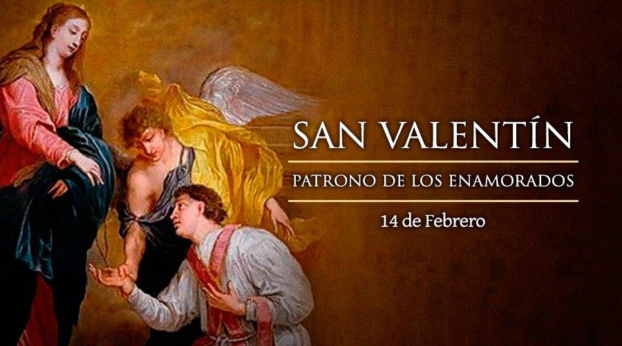 San Valentín: Patrono de los enamorados