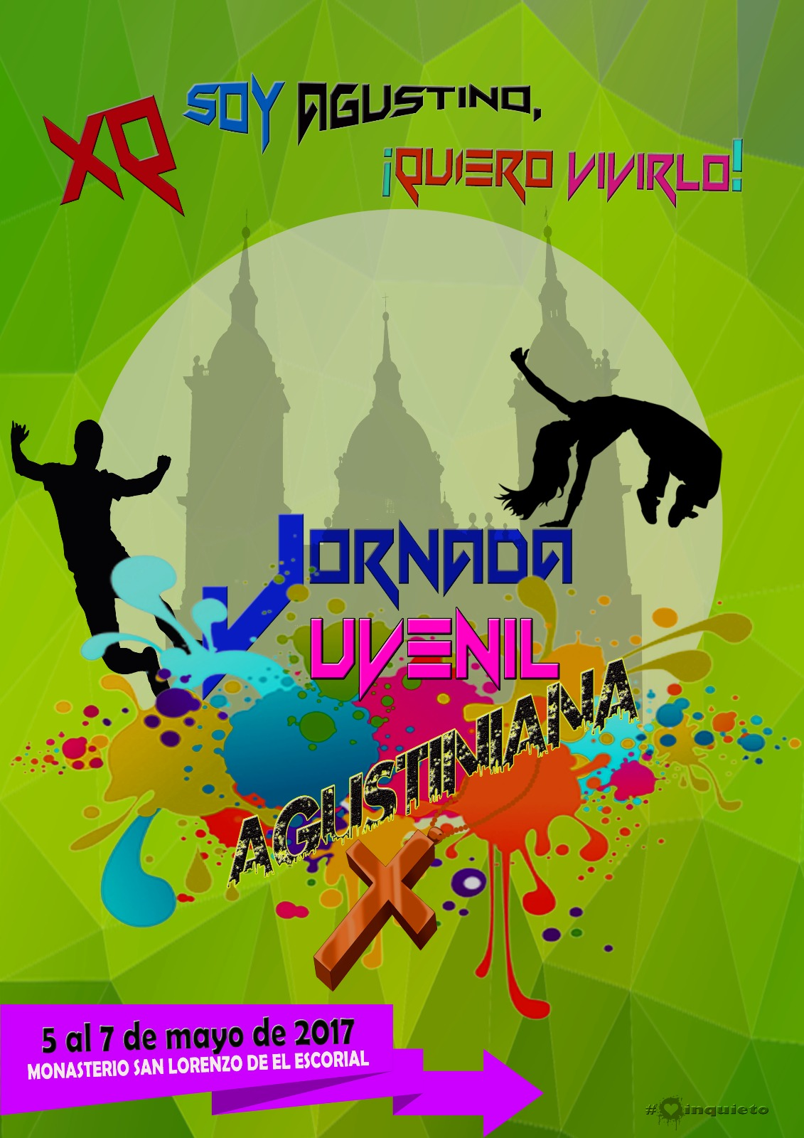 Jornada Juvenil Agustiniana 2017